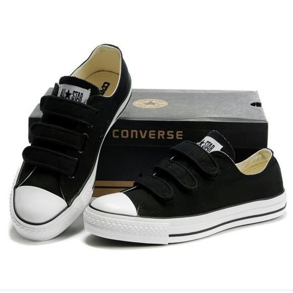converse shoes velcro